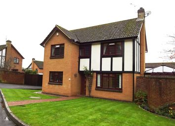 Thumbnail 3 bed detached house to rent in Oakleigh, Yeovil