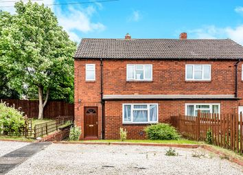 Thumbnail 2 bed semi-detached house to rent in Manor Road, Rothwell, Leeds