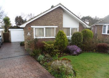 Thumbnail 2 bed detached bungalow for sale in Beech Close, Bexhill-On-Sea