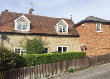 Thumbnail 3 bed cottage to rent in Marcham, Oxfordshire