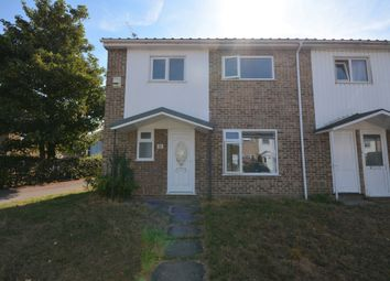Thumbnail 3 bedroom end terrace house to rent in Hardy Close, Lowestoft, Suffolk