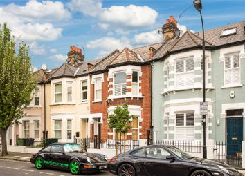 Thumbnail 2 bed terraced house for sale in Friston Street, Parsons Green, Fulham, London