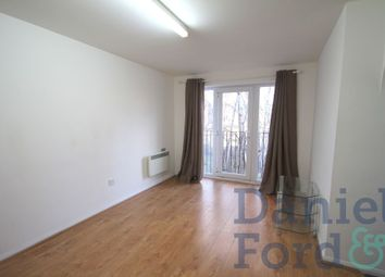 Thumbnail 1 bed flat to rent in Bream Close, London