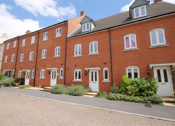 Thumbnail 3 bed town house for sale in Dior Drive, Royal Wootton Bassett, Wiltshire