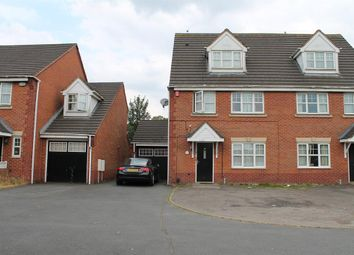 Thumbnail 6 bed semi-detached house for sale in Saint Pauls Road, Smethwick