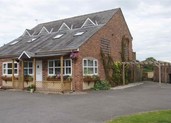 Thumbnail 3 bed semi-detached house for sale in Summit Close, Lower Stretton, Warrington
