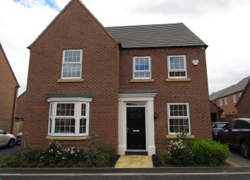 Thumbnail 4 bed property for sale in Rowan Road, Glenfield, Leicester