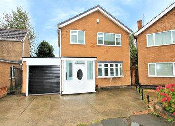 Thumbnail 3 bed detached house for sale in Green Acre, Wollaton, Nottingham