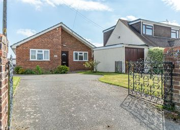 Swan Lane, Sellindge, Kent TN25. 3 bed bungalow
