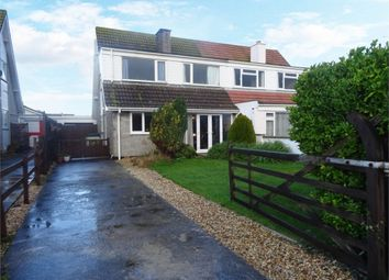 Thumbnail 3 bed semi-detached bungalow for sale in Church House Road, Berrow, Burnham-On-Sea, Somerset