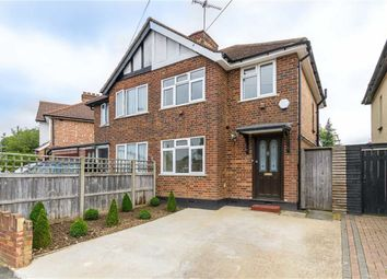 Thumbnail 3 bed semi-detached house for sale in Greer Road, Harrow Weald, Middslesex