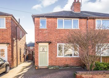Thumbnail 2 bed semi-detached house for sale in St. Johns Street, Kenilworth