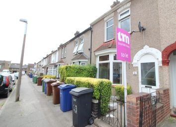 Thumbnail 3 bed terraced house to rent in Parker Road, Grays