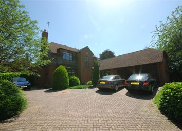 4 bed detached house for sale in Windingbrook Lane, Collingtree Park, Northampton NN4