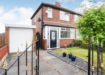 Thumbnail 2 bed semi-detached house for sale in Birkdale Road, Reddish, Stockport, Cheshire