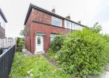Thumbnail 3 bedroom end terrace house for sale in Jesmond Gardens, Hartlepool