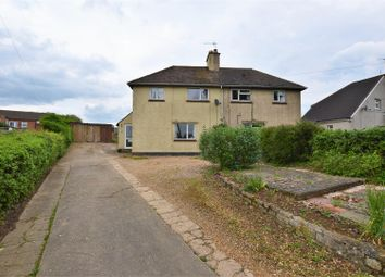 Thumbnail 3 bed semi-detached house for sale in Turnpike Road, Ryhall, Stamford
