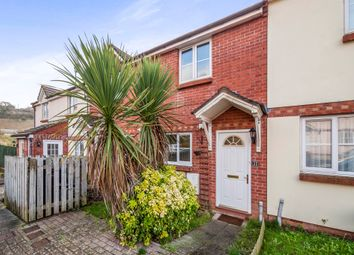 Thumbnail 2 bed terraced house for sale in St. Kitts Close, Torquay