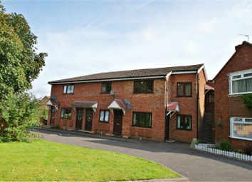 Thumbnail 1 bed flat for sale in Oakley Court, Oakley Road, Chinnor, Oxon