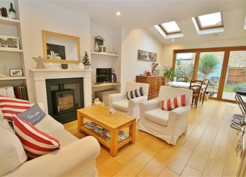 Thumbnail 3 bed end terrace house for sale in Mill Road, Wimbledon