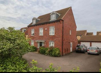 Thumbnail 5 bed detached house to rent in Kenbrook Road, Hucknall, Nottingham