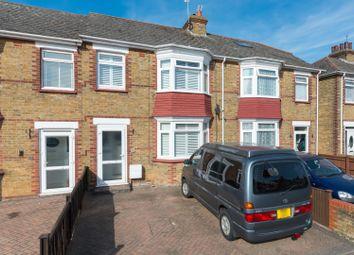 Warten Road, Ramsgate CT11. 3 bed terraced house
