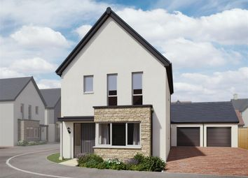 Thumbnail 3 bed detached house for sale in Newland Orchard, School Lane, Whitminster, Gloucester