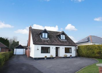 Thumbnail 4 bed detached house for sale in Fox Lane, Oakley, Hampshire