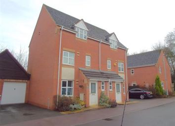 Thumbnail 3 bed semi-detached house for sale in Marriott Close, Leicester Forest East, Leicester, Leicestershire