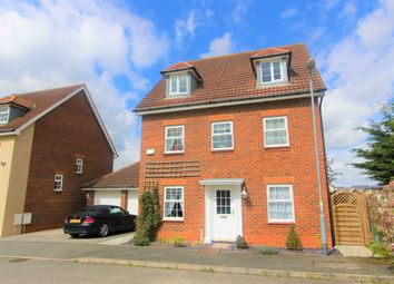 Thumbnail 5 bed detached house for sale in Nicolson Drive, Leighton Buzzard