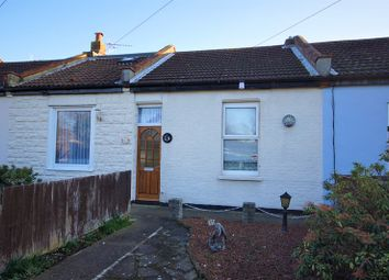 Thumbnail 1 bed terraced bungalow for sale in Michael Cottages, Shoeburyness, Southend-On-Sea