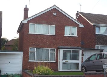 Thumbnail 3 bed detached house to rent in Hough Road, Kings Heath, Birmingham