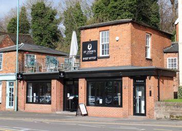 Thumbnail Restaurant/cafe for sale in St John's Street0, Bromsgrove
