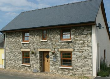 Thumbnail 3 bed semi-detached house for sale in Waungilwen, Drefach Felindre