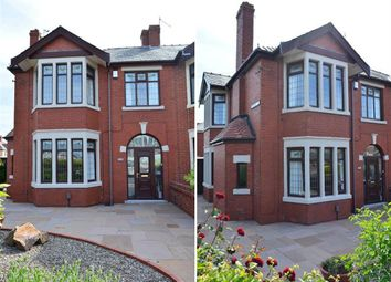 Thumbnail 3 bed semi-detached house for sale in St Annes Road, South Shore, Blackpool