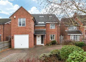 Thumbnail 6 bedroom detached house to rent in Basingstoke Road, Reading, Berkshire
