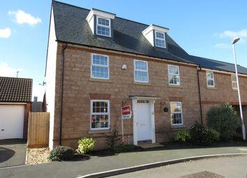 Thumbnail 5 bedroom detached house for sale in Collett Road, Norton Fitzwarren, Taunton