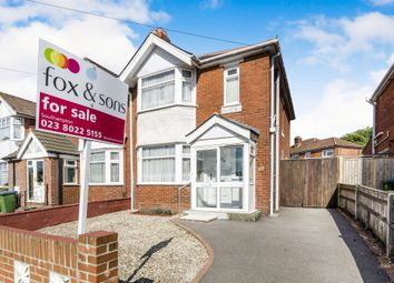 Thumbnail 3 bedroom semi-detached house for sale in Tilbrook Road, Regents Park, Southampton