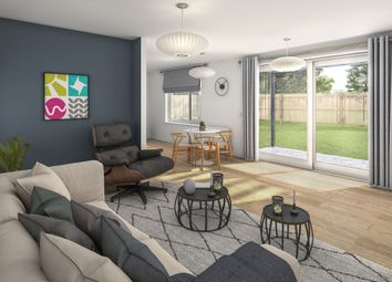 Thumbnail 3 bed terraced house for sale in Caerlee Mill, Innerleithen, Peeblesshire