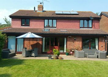 Thumbnail 5 bed detached house for sale in St. Marys Road, West Hythe, Kent