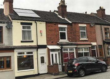 Thumbnail 2 bedroom terraced house for sale in Hamil Road, Burslem, Stoke-On-Trent