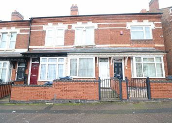 Thumbnail 2 bed terraced house for sale in Brixham Road, Edgbaston, West Midlands