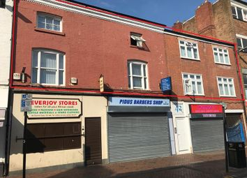 Thumbnail Commercial property for sale in 42 To 44 Churchgate (Upper Floors), Leicester, Leicestershire