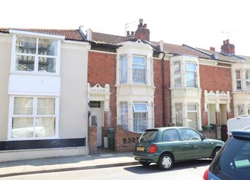 Thumbnail 4 bed terraced house for sale in Talbot Road, Southsea