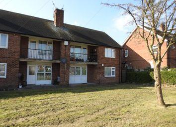 Thumbnail 1 bed flat for sale in Milverton Road, Bestwood Park, Nottingham