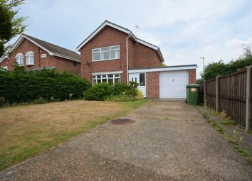 Thumbnail 3 bed detached house to rent in Kevington Drive, Lowestoft