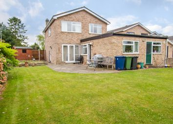 4 bed link-detached house for sale in St. Laurence Road, Foxton, Cambridge CB22