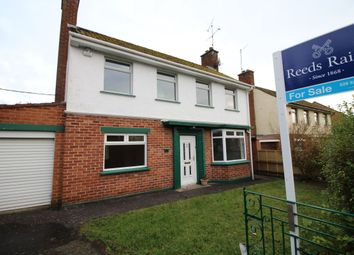 Thumbnail 3 bed detached house for sale in Killeaton Park, Dunmurry, Belfast