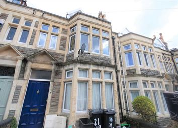 Thumbnail 4 bed flat to rent in Harcourt Road, Redland, Bristol