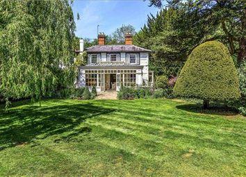 Thumbnail 5 bed semi-detached house for sale in Burchetts Green Lane, Maidenhead, Berkshire